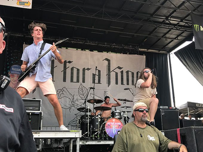 Fit For King, Charlotte 2017