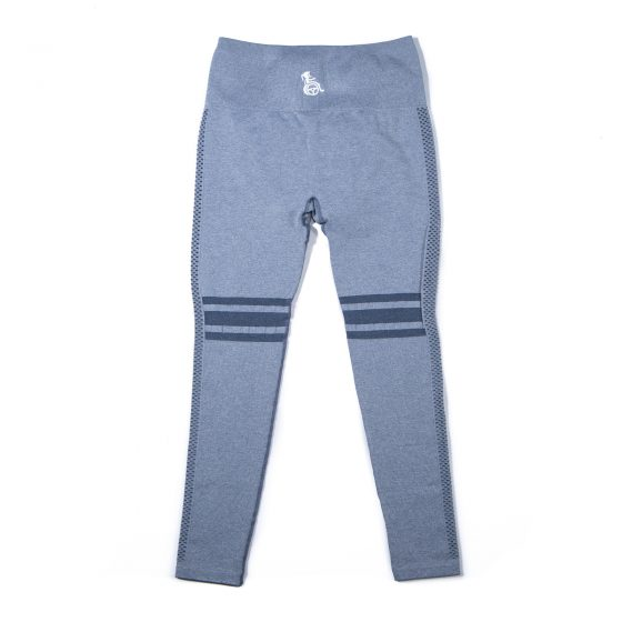 Wheel with me - legging gray